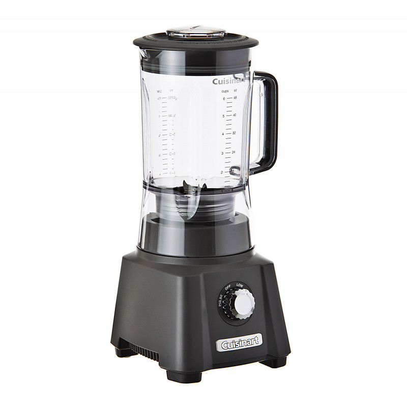 Cuisinart Licuadora con jarra de 1.4L 3 velocidades 600W CBT-600