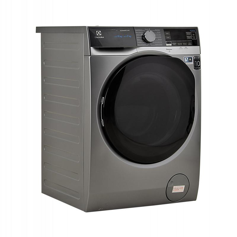 Electrolux Lavadora 24lbs / Secadora 15lbs 15 programas / 6 niveles de temperatura EWDX11L32G