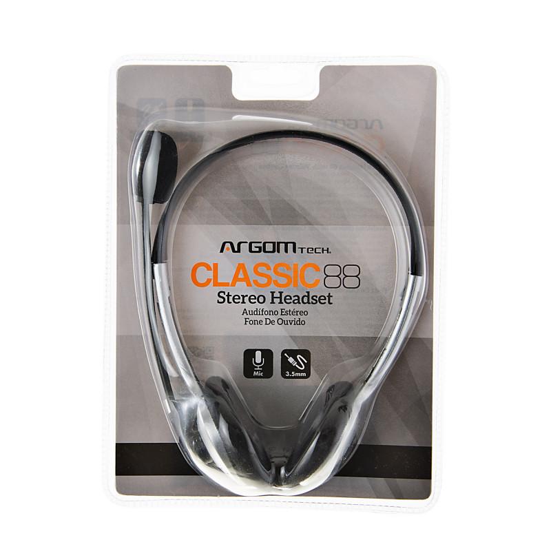 Audífonos para computador 3.5mm con micrófono
