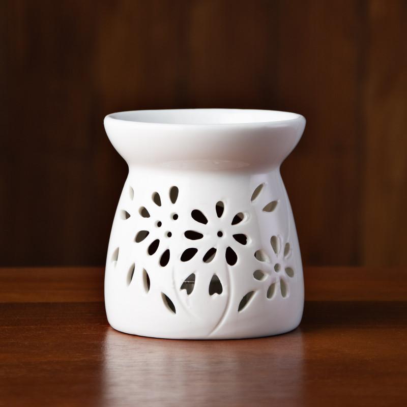 Difusor de cerámica Hojas