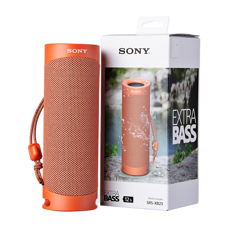 Sony Parlante BT / IP67 / 12 horas / Mic SRS-XB23