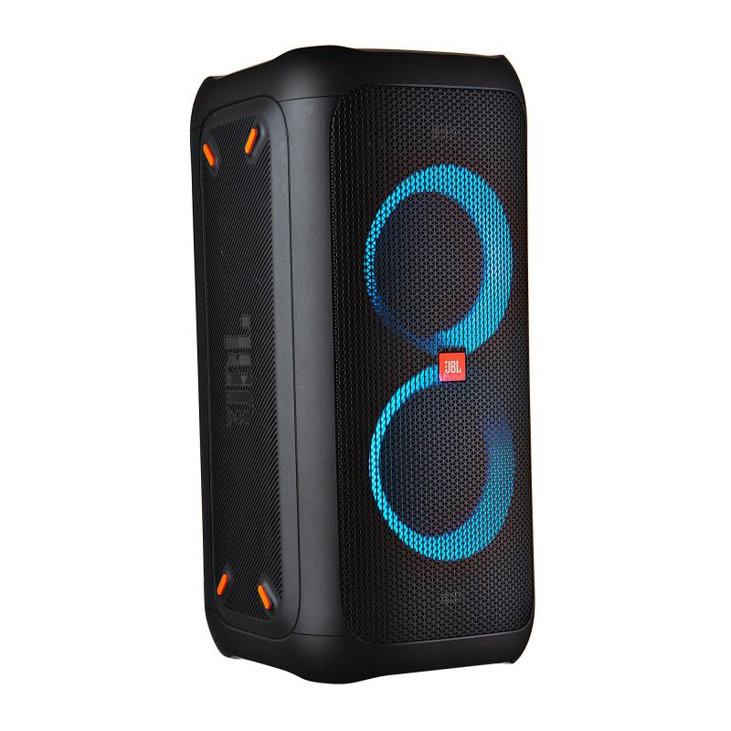 Parlante para fiesta con entrada de micrófono / guitarra Bluetooth PartyBox 100 JBL