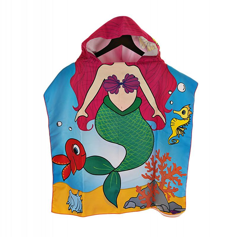 Toalla Kids de microfibra Sirena Armatura