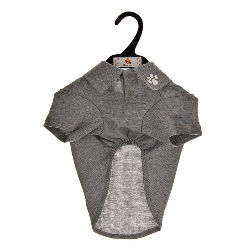 Camiseta para mascota Polo Huellita
