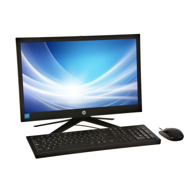 "HP AIO 21-b0002la Celeron J4025 4GB / 1TB Win10 Home 20.7"""