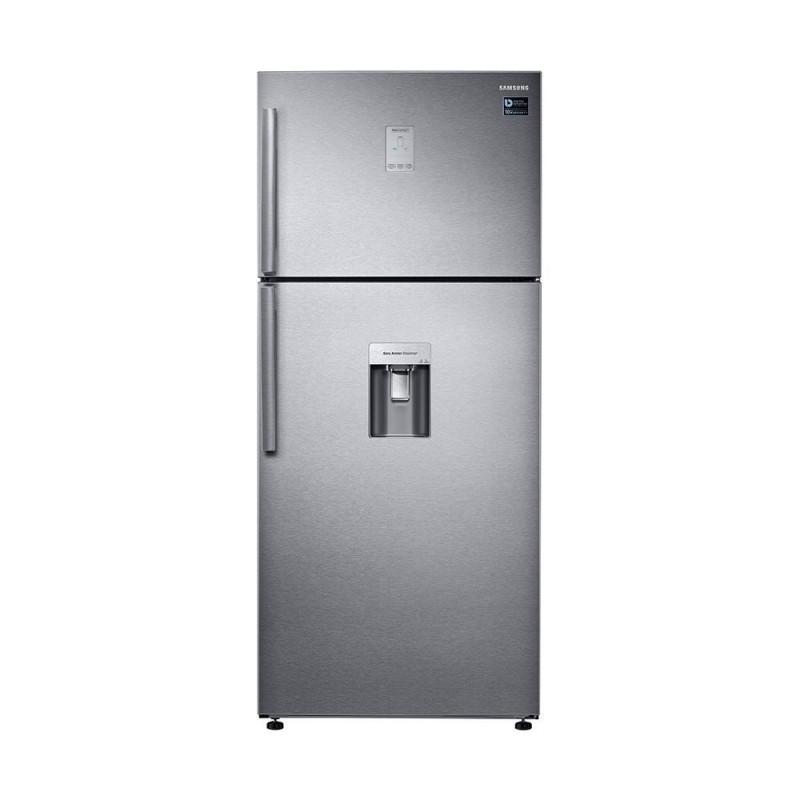 Samsung Refrigerador con dispensador 530L Silver RT53K6541SL/ED