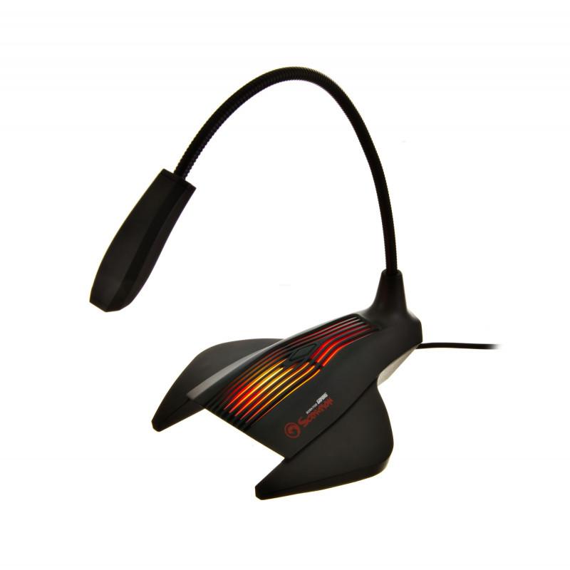 Micrófono para computador USB 1.5m MIC-01 Marvo