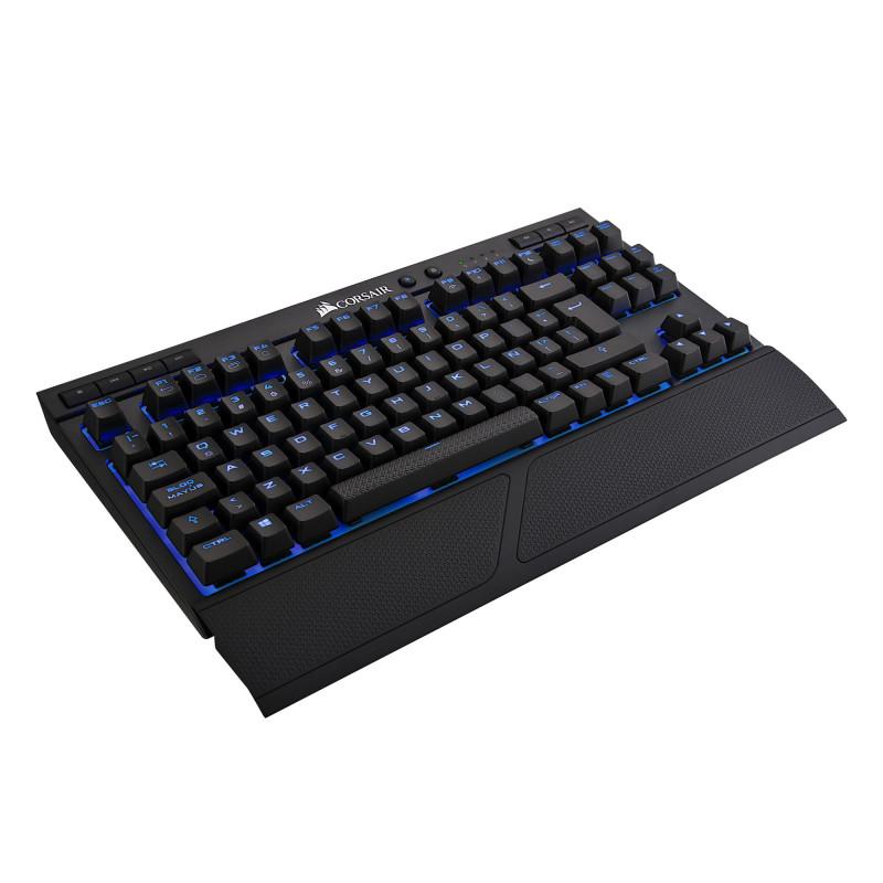 Teclado inalámbrico mecánico gaming Luz LED K63 Corsair