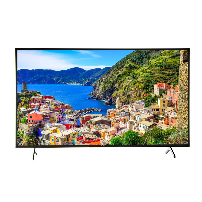 "Sony TV Android 4K / Google Assistant / Wi-Fi / Chromecast / AirPlay 55"" KD-55X80J LA8"