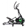 Elíptica con resistencia magnética 24 niveles / 20 programas / Peso máximo 140kg JHE-1980 Sport