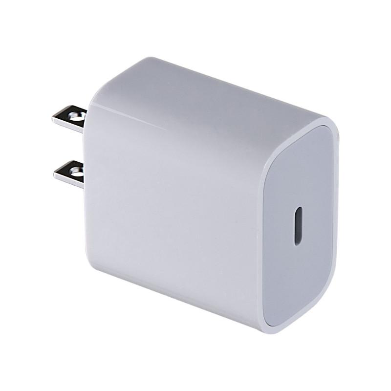 Cargador para pared USB-C de 20W Apple