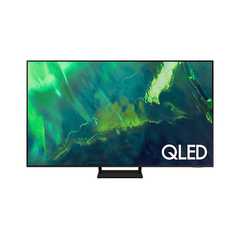 """Samsung TV QLED 4K Smart Wi-Fi / BT / 20W / 4 HDMI / 2 USB QN85Q70AAPXPA 85"""""""