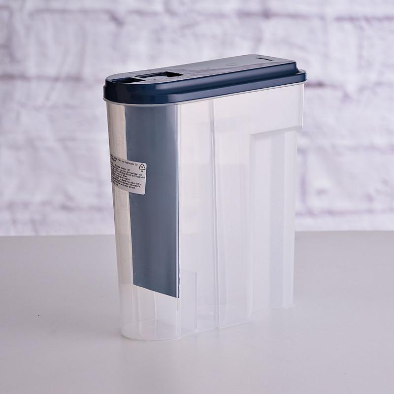 Recipiente para detergente 1.8kg Plasútil