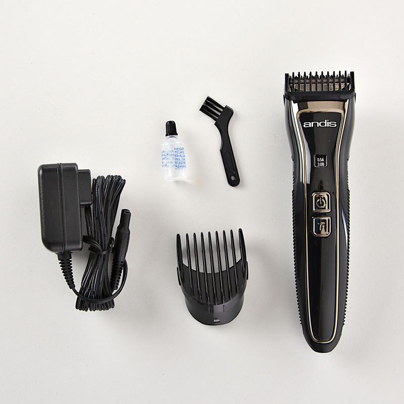 Recortador para barba / cabello 6 piezas Andis