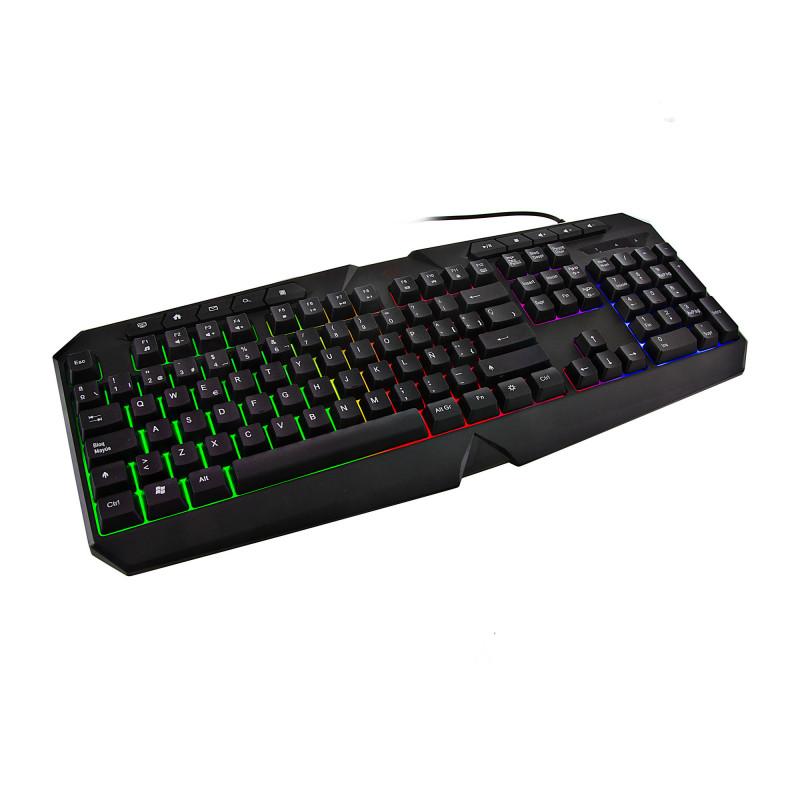 Teclado gaming con luz HV-KB419L Havit