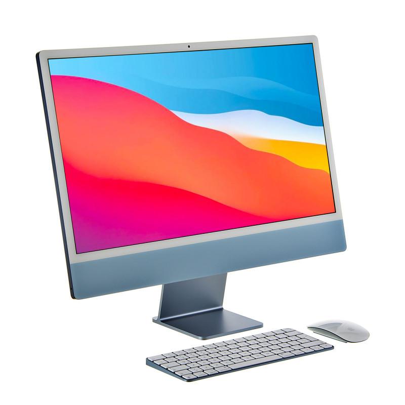 "Apple iMac M1 8C CPU-8C GPU / 8GB / 512GB / MK / Retina 4.5K Azul 24.0"""