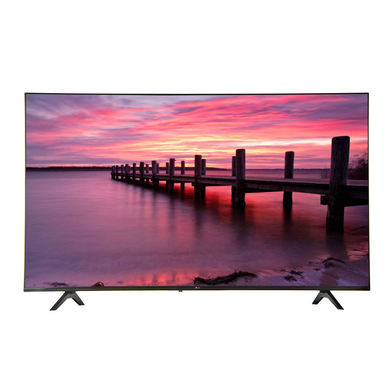 """Riviera TV 4K Android 9.0 3 HDMI / 2 USB / BT / Wi-Fi / Voz 55"""" RLED-AND55HIK6150P / 65"""" RLED-AND65HIK6150P"""