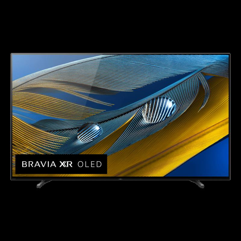 "Sony TV OLED 4K Android / BT / Wi-Fi / Chromecast / Apple AirPlay / 4 HDMI XR-77A80J LA8 77"""