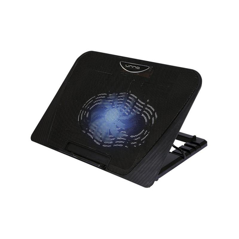 Cooling pad para laptop 5 niveles NC6130BK Unno