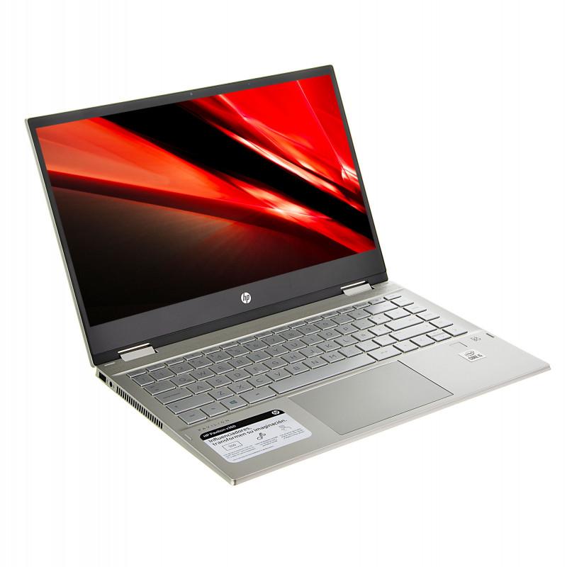 "HP Laptop Pavilion x360 Convertible 14-dw0002la Core i5-1035G 8GB / 256GB SSD Win10 Home 14"""