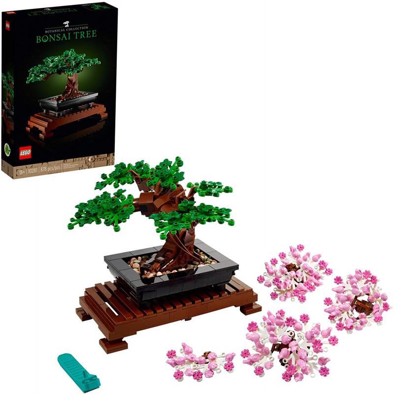 Lego 878 piezas Bonsai Tree