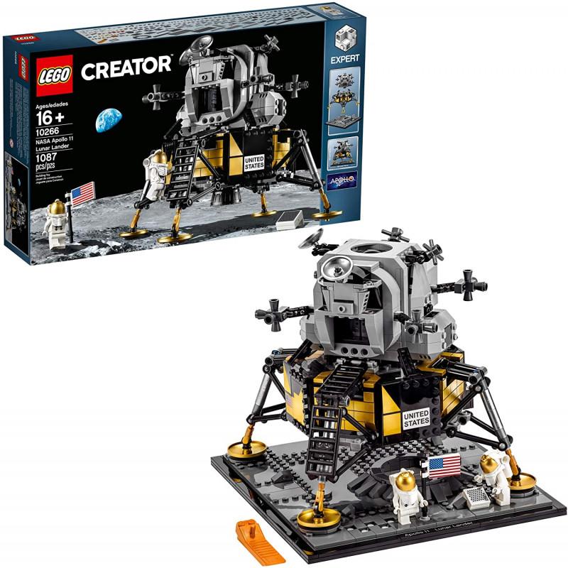 Lego 1087 piezas Nasa Apollo 11 Lunar Lander