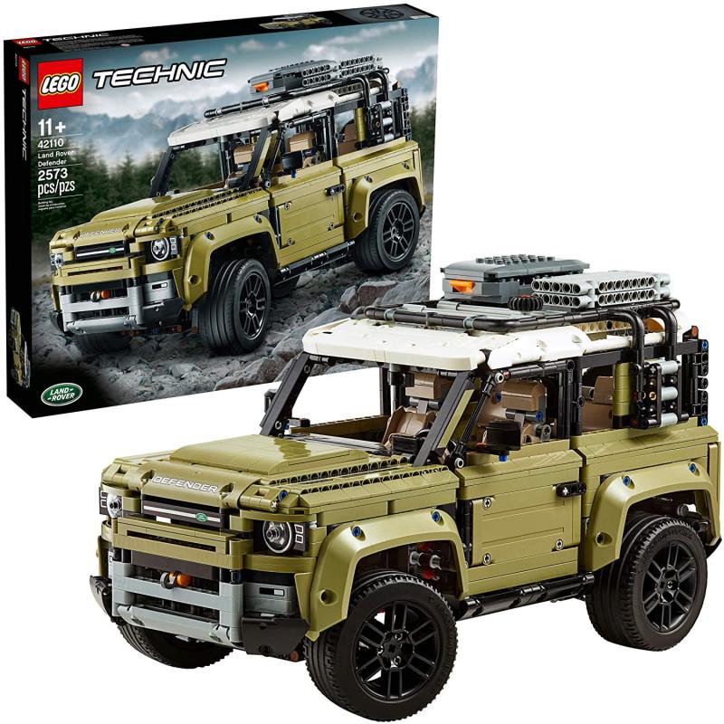 Lego 2573 piezas Land Rover Defender
