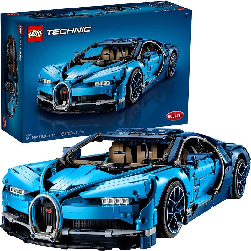 Lego 3599 piezas Bugatti Chiron