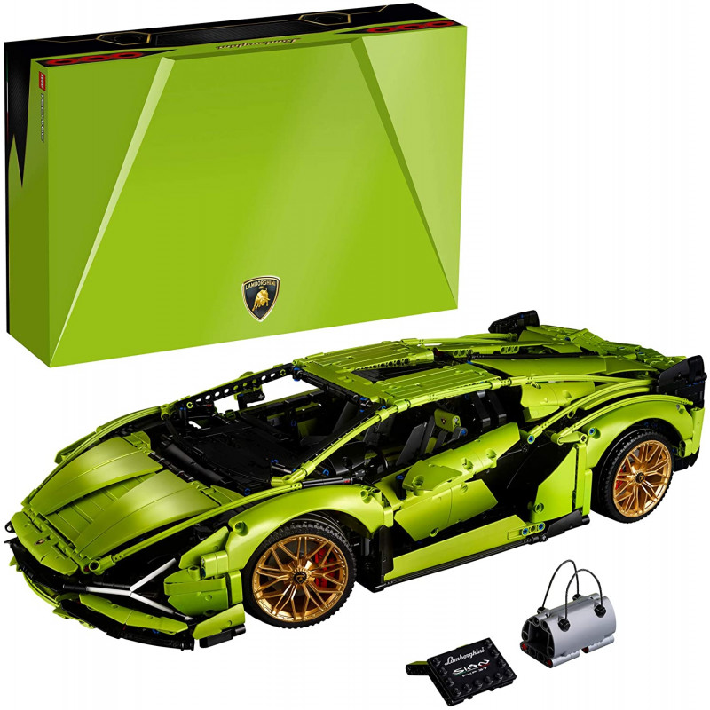 Lego 3696 piezas Lamborghini Sián FKP 37
