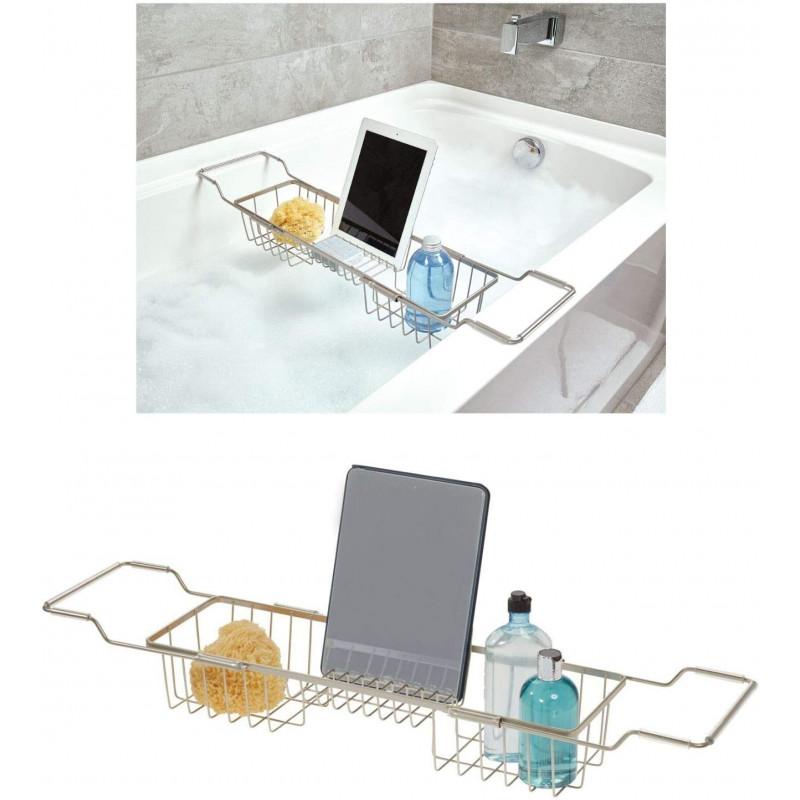 Organizador para tina de baño Everett Interdesign