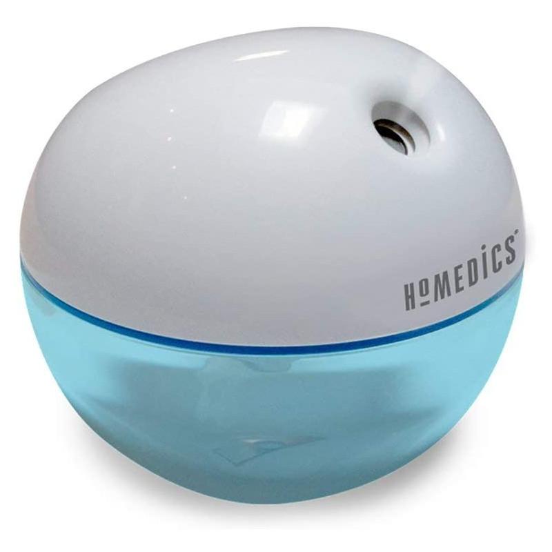 Humidificador de aire portable inalámbrico recargable Niebla fría Ultrasonic Homedics