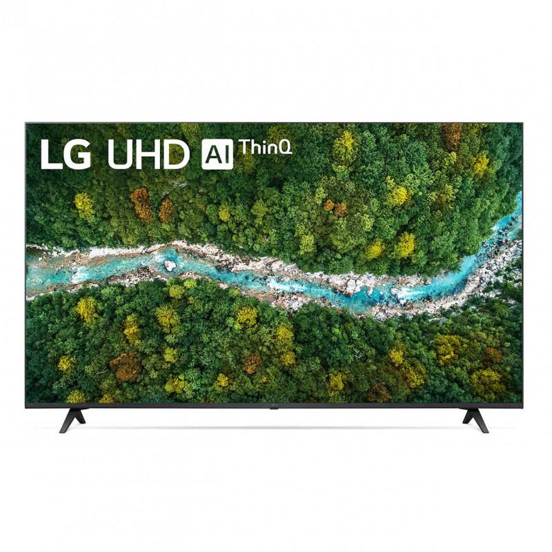 """LG TV 4K / 20W / 3 HDMI / 2 USB / Wi-Fi / BT 60UP7750PSB 60"""""""