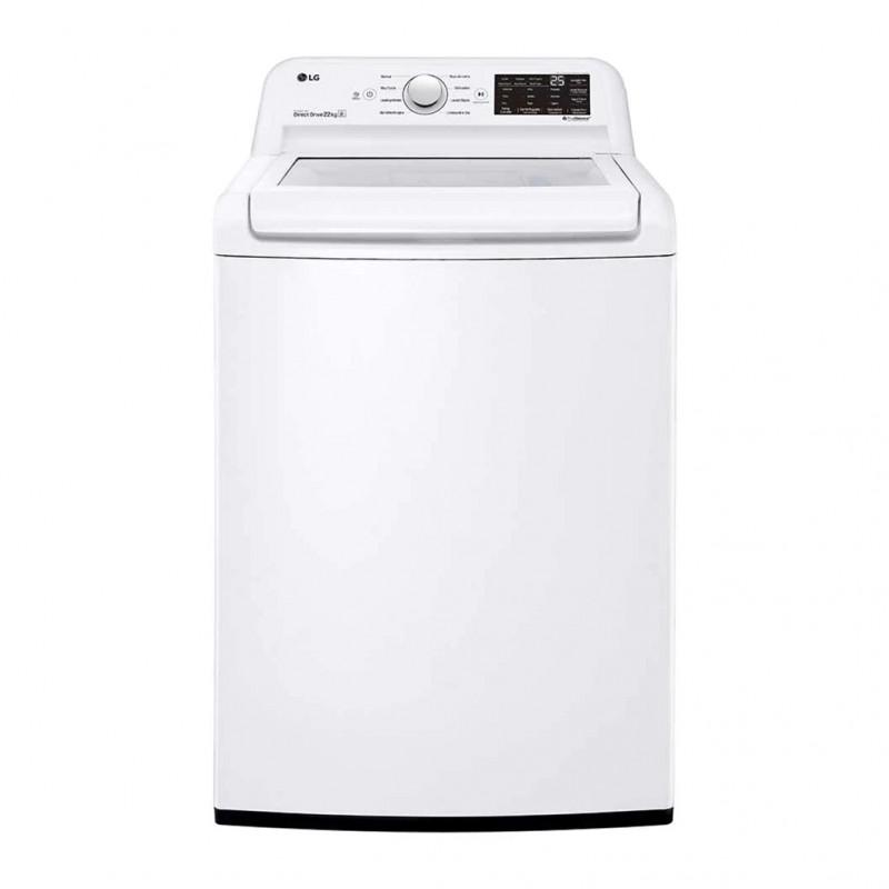LG Lavadora digital 8 ciclos de lavado / Smart Diagnosis 48lbs WT22WT6H