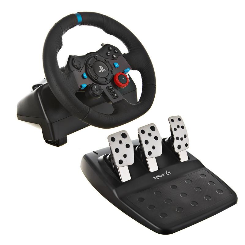 Volante / Pedales para PS3 / PS4 / PC G29 Logitech