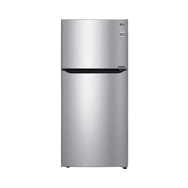 LG Refrigerador Top Mount Inverter con puerta reversible GT57BPSX