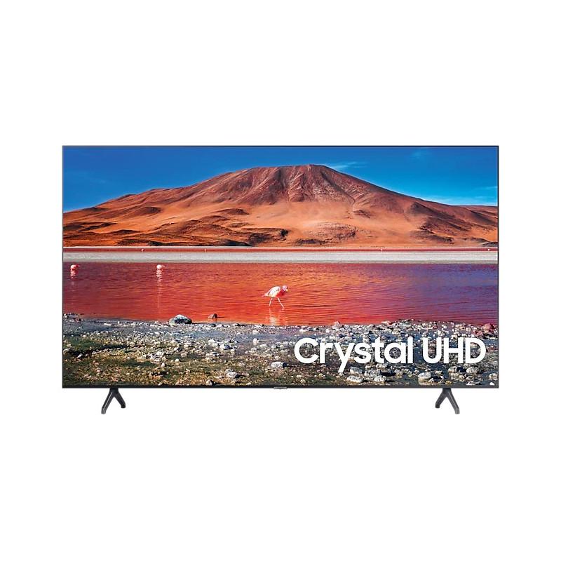 """Samsung TV Crystal 4K 2 HDMI / 1 USB / 20W / BT / Wi-Fi 43"""" UN43TU7000PCZE / 50"""" UN50TU7000PCZE / 55"""" UN55TU7000PCZE"""