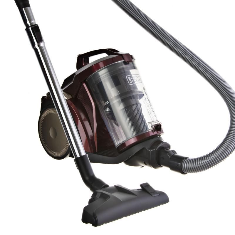 Aspiradora con filtro HEPA Power Pro 2.5L 2200W Black & Decker