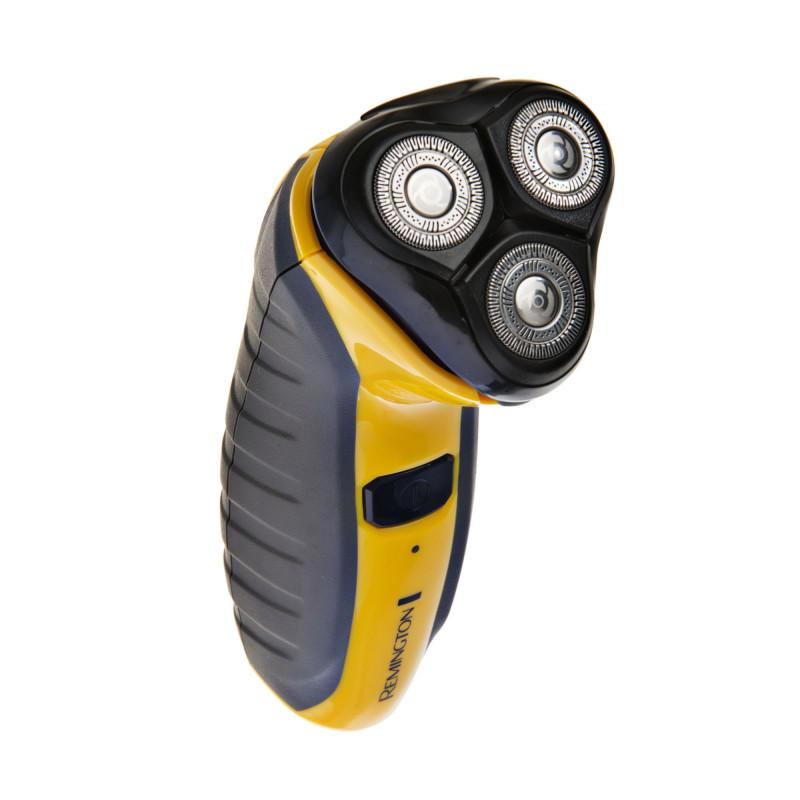 Afeitadora masculina rotativa indestructible inalámbrico / lavable WETech R27A Remington