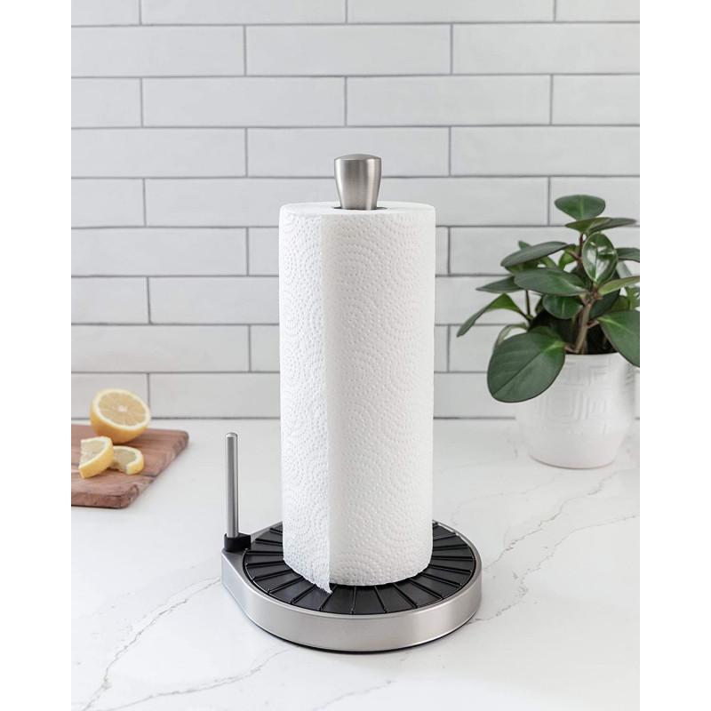 Porta papel giratorio para cocina Spin Click Umbra