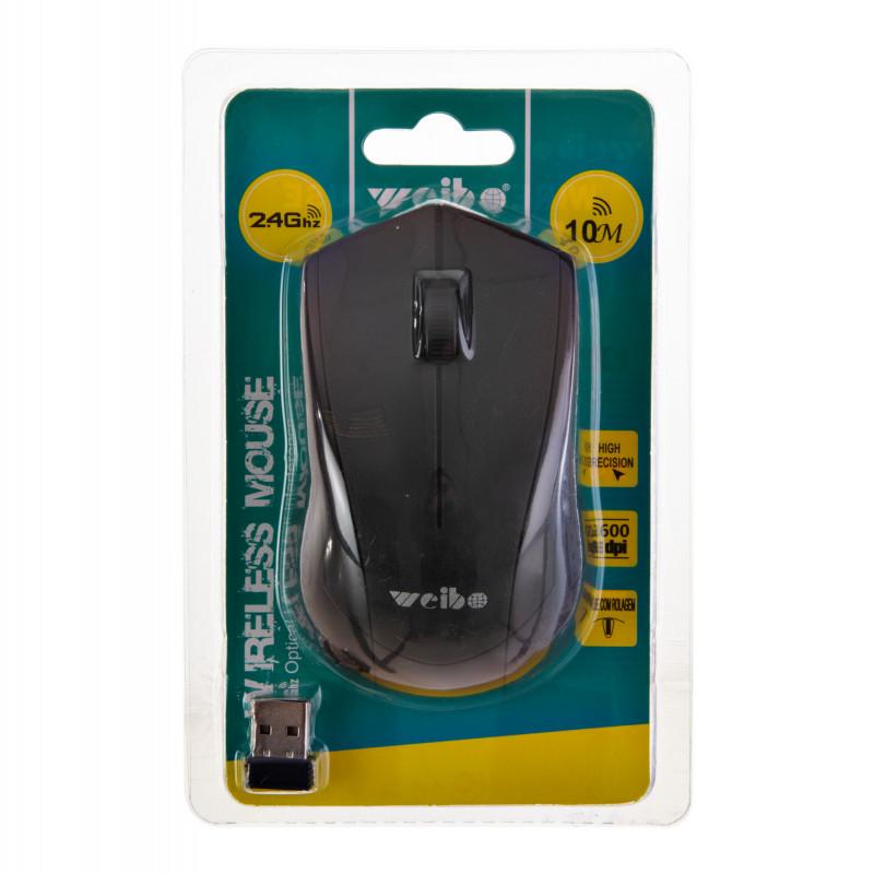Mouse inalámbrico 1600DPI RF-2820B