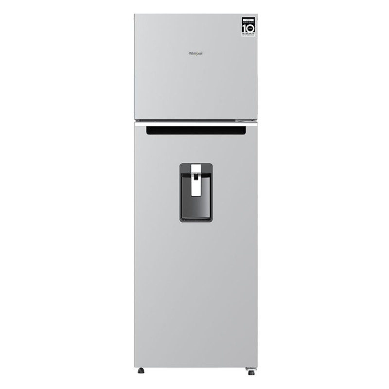 Whirlpool Refrigerador TM con dispensador 410L 14' LWT1433K