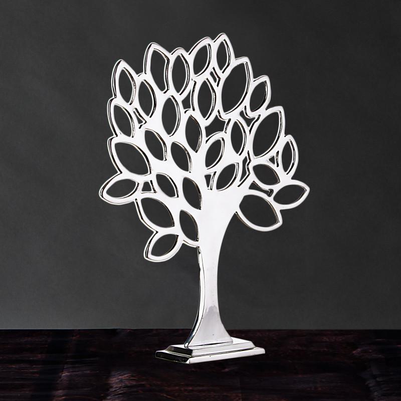 Escultura Árbol con base