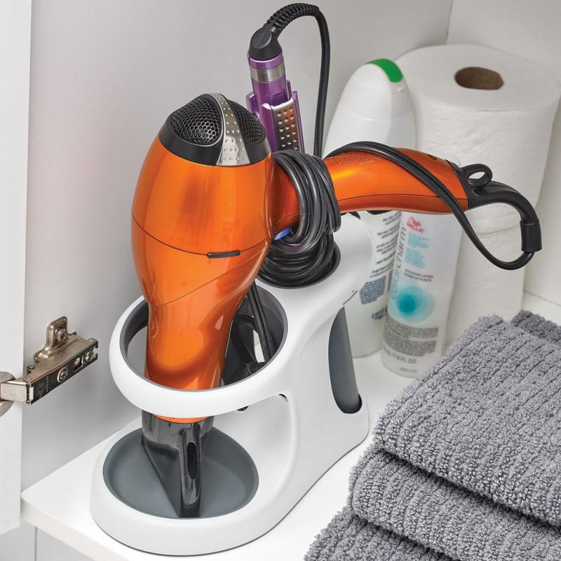 Organizador para plancha / secador de cabello Polder
