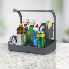 Organizador para productos de limpieza con agarradera Polder