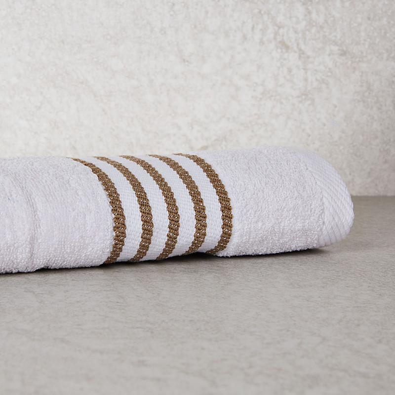 Toalla de tocador Zurich 100% algodón