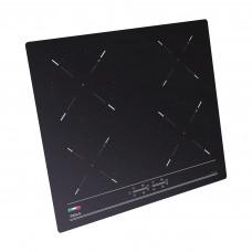 Teka Plancha cocina eléctrica inducción 4 zonas 60cm 7200W IBC 6400 TTC