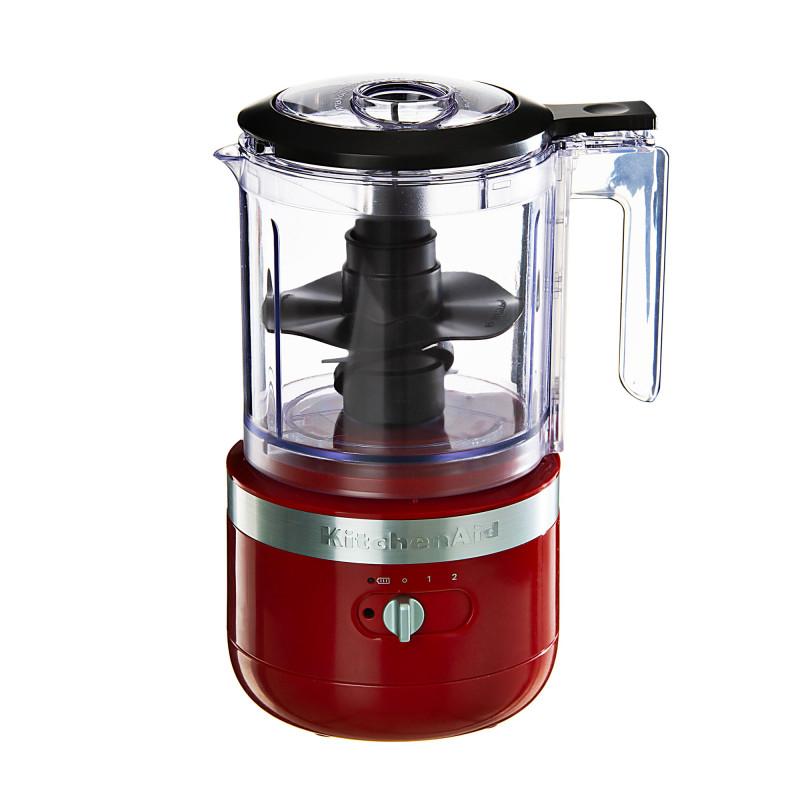 KitchenAid Procesador de alimentos inalámbrico 5 tazas / 2 velocidades KFCB519PA