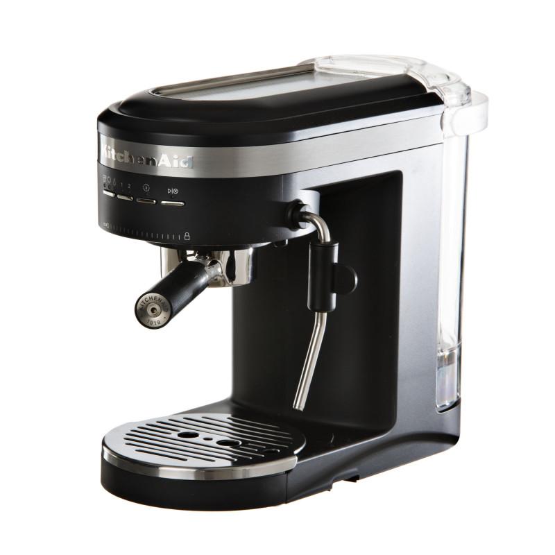 KitchenAid Máquina para café espresso semiautomática KES6403BM