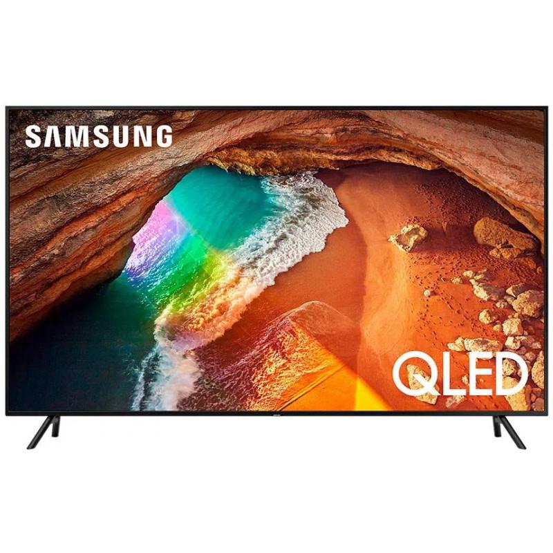 """Samsung Smart TV QLED 82"""" UHD 4K BT / Wi-Fi / 4 HDMI / 1 USB"""