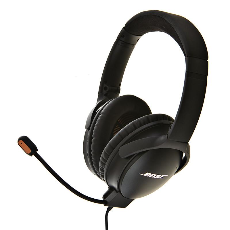 Audífonos gaming BT Noise Cancelling con micrófono QuietComfort 35 II Bose